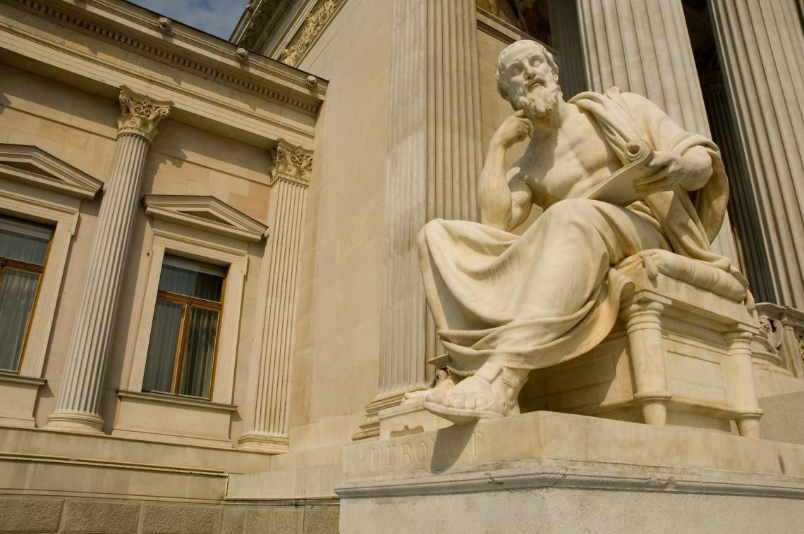 Philosophie, grec, statut
